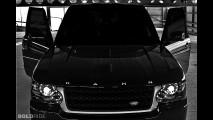 A. Kahn Design Range Rover Black Vogue
