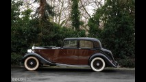 Rolls-Royce 25/30 Sport Saloon by Hooper