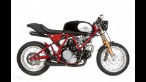 Ducati Monster 750 Dreamliner Custom