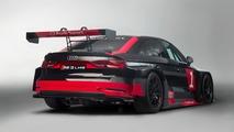 Audi RS3 LMS TCR race car