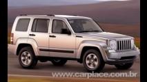 Novo Cherokee Sport com motor V6 de 211cv chega ao Brasil por R$ 125 mil