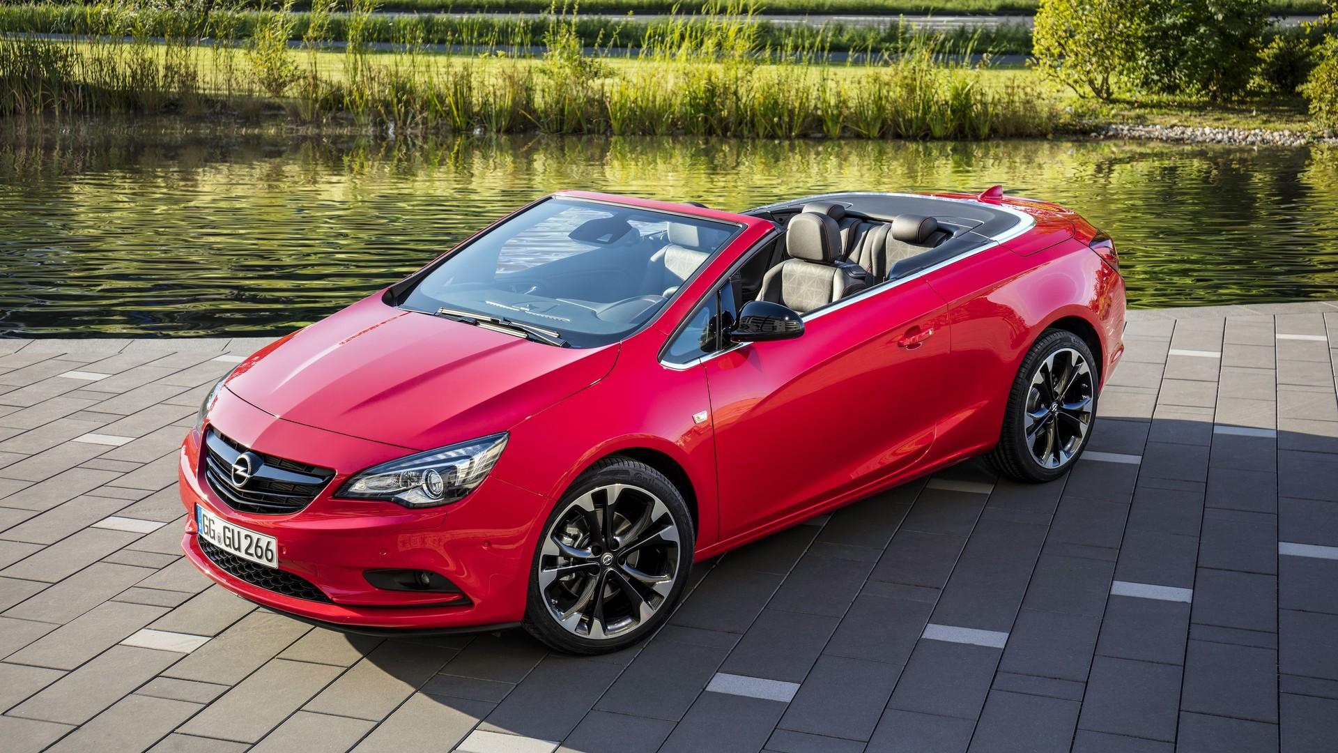 Opel Cascada Supreme to show off cosmetic tweaks in Paris