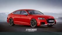 Audi RS5 Sportback render needs to happen