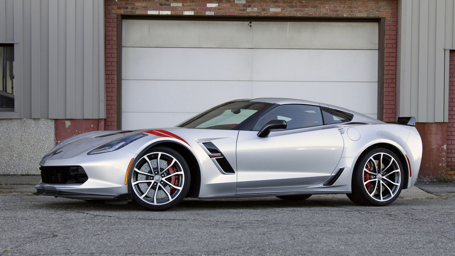 2017 Chevrolet Corvette Grand Sport: Review