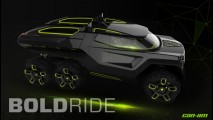 Can-Am Outmoster Concept by Frederic Le Sciellour