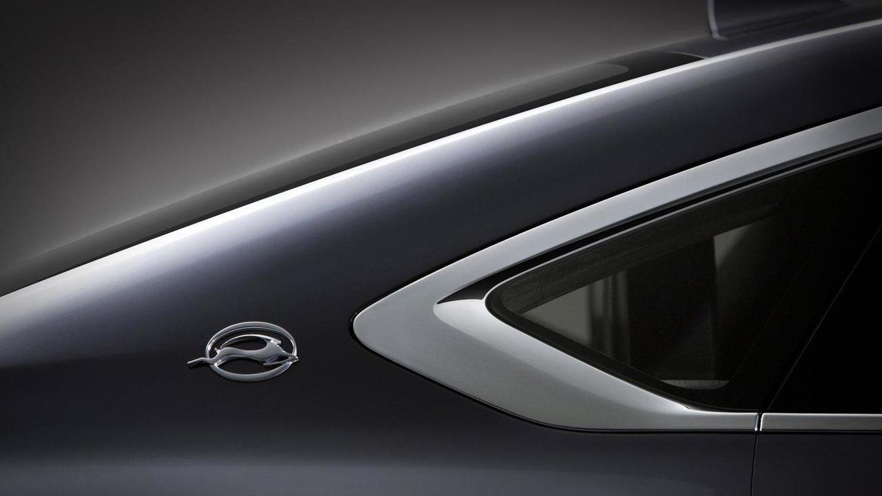 2014 Chevrolet Impala teaser 21.03.2012