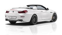 BMW 650i Cabriolet, CLR 600 GT by Lumma 15.02.2012