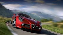 Alfa Romeo 8C GTA Rumours Re-Surface
