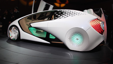 Toyota wants to build a car