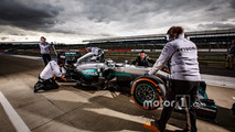 Mercedes offers F1 test to Valentino Rossi and Sebastien Ogier