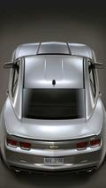 Finally! Chevy Camaro SS Photos Released