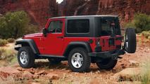 Jeep Wrangler by Mopar