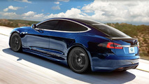 Telsa Model S by Unplugged Performance