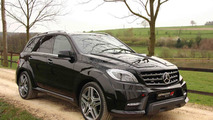 Mercedes-Benz ML 63 AMG by Expression Motorsport