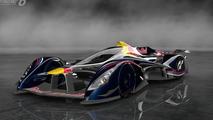 Red Bull X2014 for Gran Turismo 6