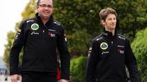 Grosjean future safe despite Boullier exit