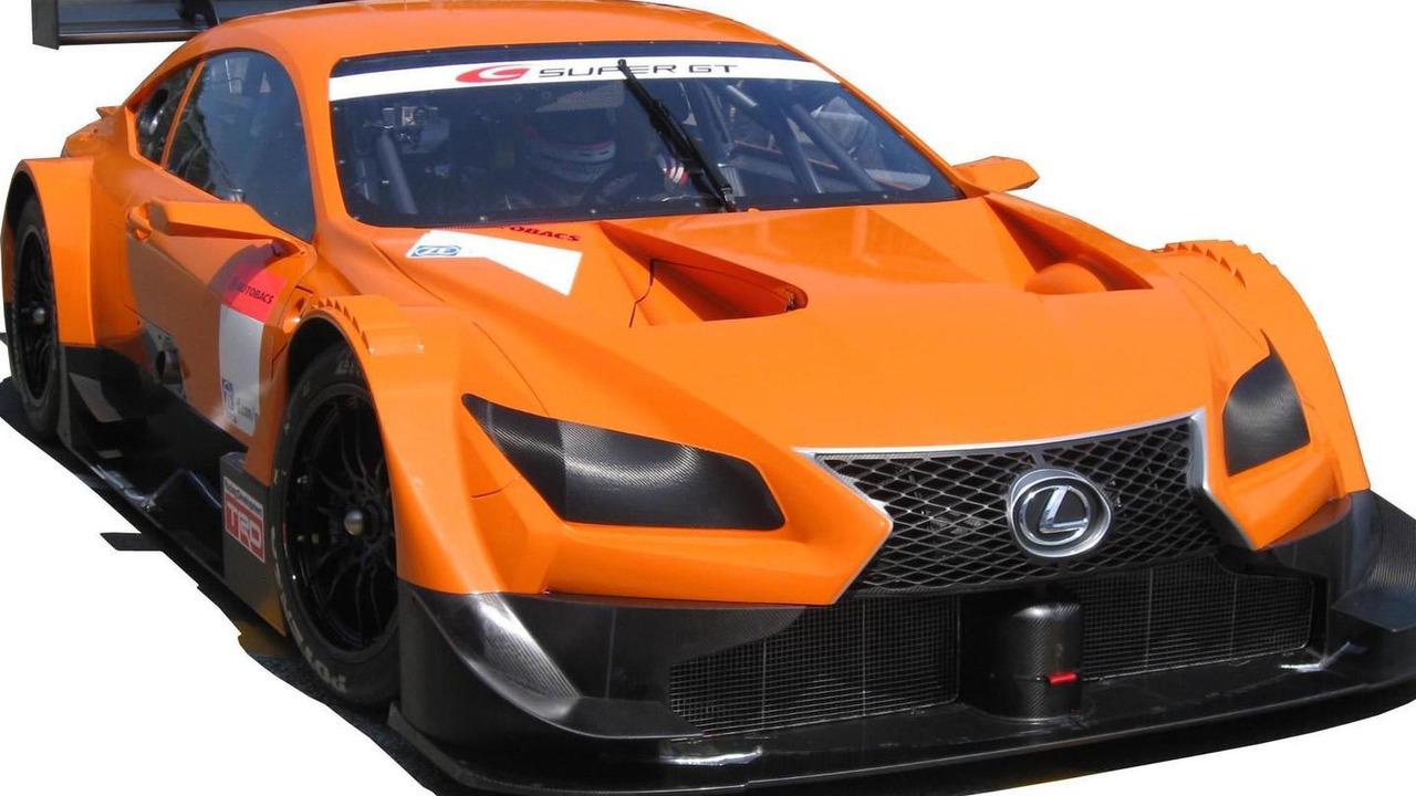 Lexus LF-CC racer 16.08.2013