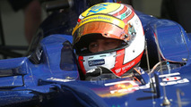 Rookie bursts into F1 amid Sauber 'crisis'