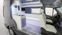 Mercedes Sprinter Caravan concept announced