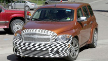 Chevrolet HHR SS Spy Photos