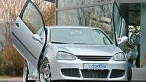 VW Golf V in Mattig design