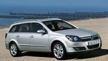 New Opel Astra Station Wagon