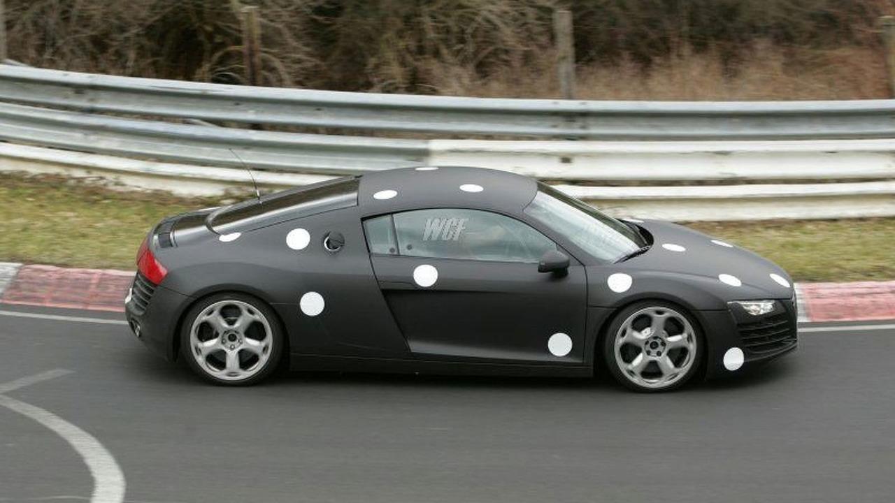 SPY PHOTOS: Audi R8