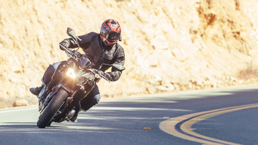 First Ride: 2017 Kawasaki Z900