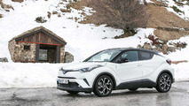 2017 Toyota C-HR: An early first look