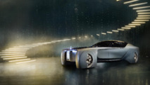 Rolls-Royce VISION NEXT 100 concept