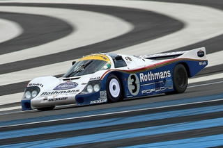 This Porsche 956 Group C Prototype Hits the Auction Block at Pebble Beach