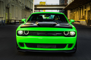 Dodge Challenger and Charger Hellcat Orders Top 9,000