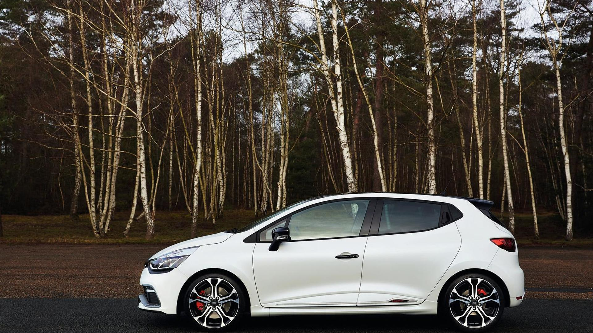 Clio Renaultsport 220 Trophy EDC priced from £21,780