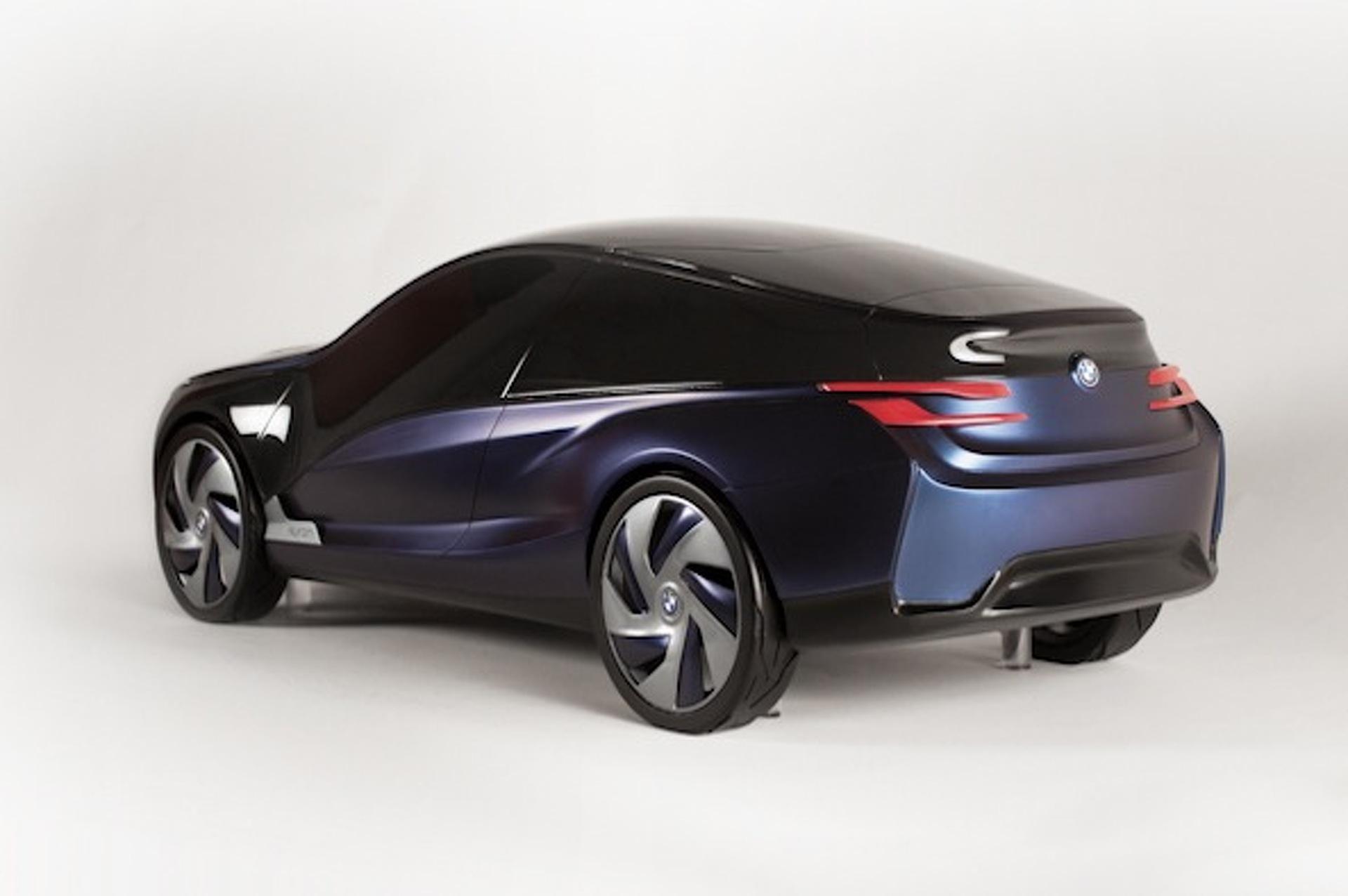 BMWi Auron Concept: Electric Crosses Over