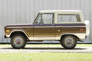 This All-Original Ford Bronco is a Cheap, Blue Chip Collectible