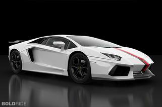 DMC takes the Lamborghini Aventador to Another Level
