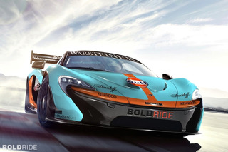 1,000HP McLaren P1 GTR Track Toy Coming in 2015