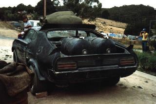 Evolution of the Mad Max Interceptor