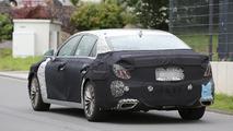 2017 Hyundai Equus spy photo