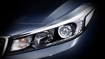 Kia K3 facelift