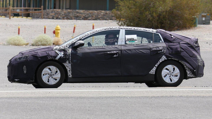 Hyundai's Toyota Prius-rivaling hybrid to be called Ioniq?
