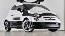 Garage Italia Customs unveils the Fiat 500e stormtrooper
