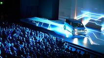VW Budd-e concept at CES 2016