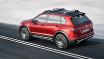 VW Tiguan GTE Active concept