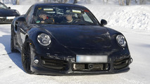 2014 Porsche 911 Turbo spy photo 15.03.2013 / Automedia