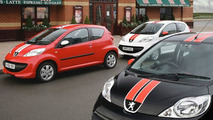 New Peugeot 107 Sport XS Model Revealed (UK)