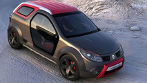 Renault Unveils Sand'up Concept in Sao Paulo