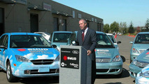 Ford Focus Fuel Cell Vehicles Delivered to California