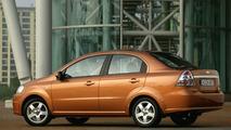 Chevrolet Aveo Sedan European Debut at IAA Frankfurt