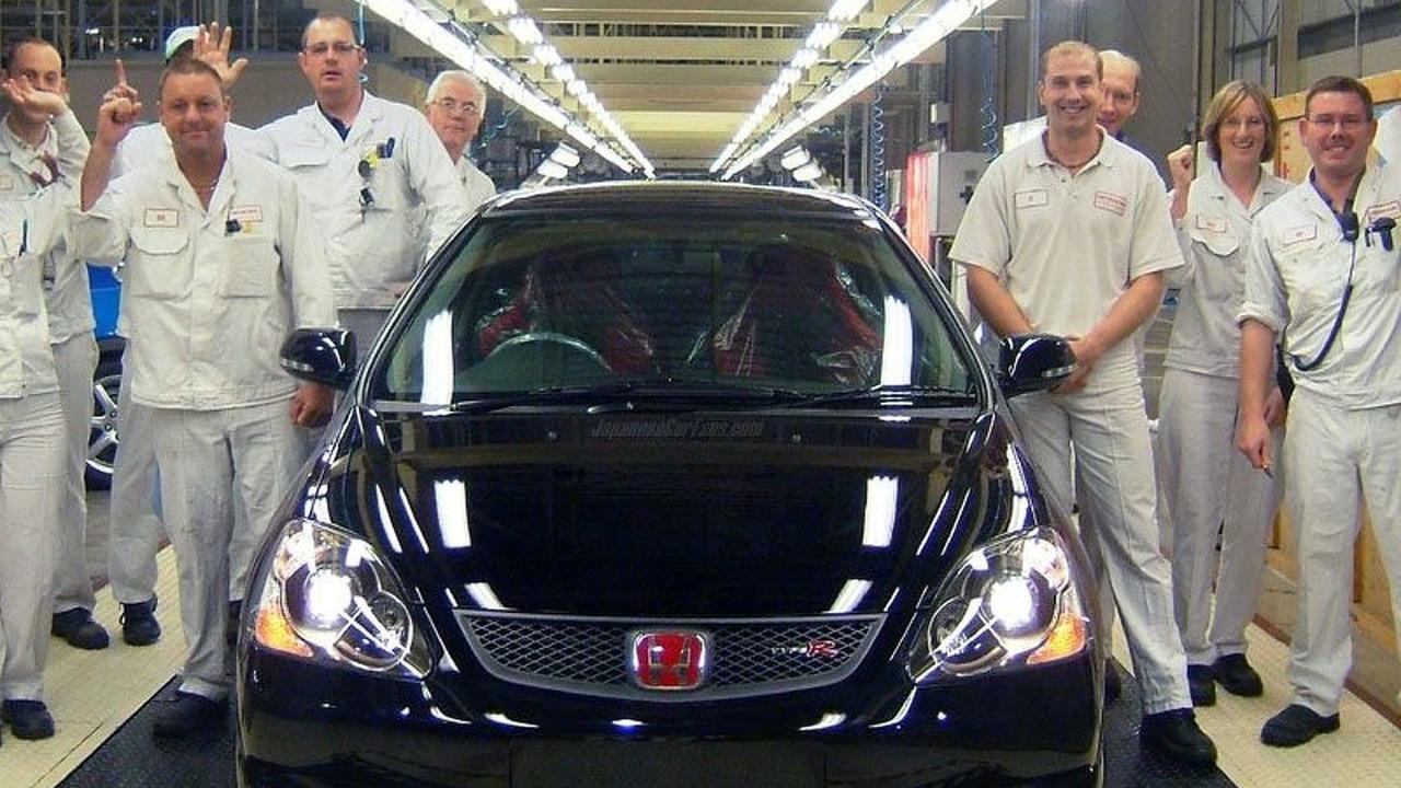 Final Honda Civic Type R